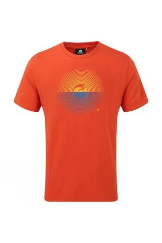 Mountain Equipment Mens Prism Tee Paprika