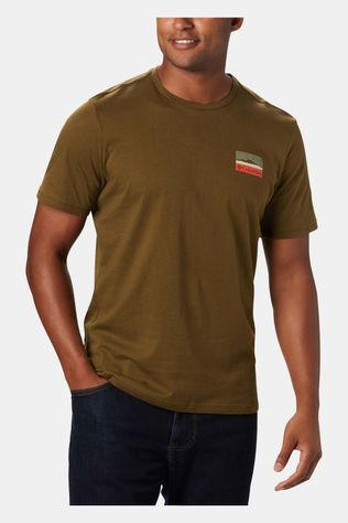 Mens Rapid Ridge Graphic T-Shirt