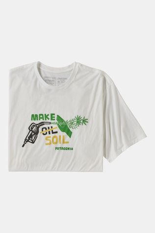 Patagonia Make Soil Organic T-Shirt White