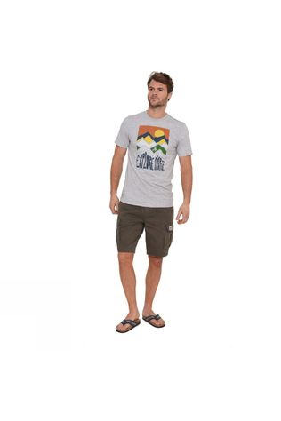 Brakeburn Mountain T-Shirt Grey