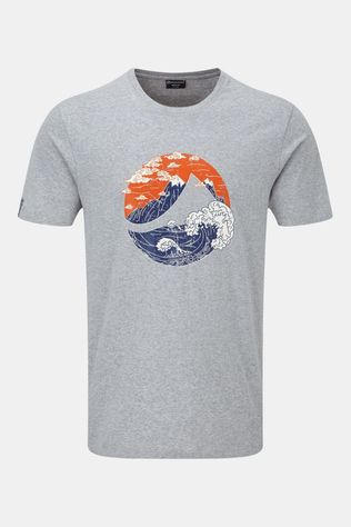 Montane Mens Great Mountain T-Shirt Grey Marl