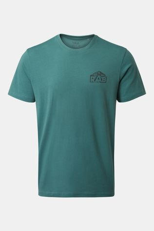 Rab Mens Stance Hex T-shirt Bright Arctic