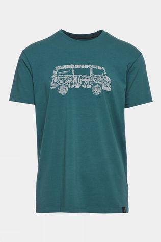 Black Diamond Mens Vantastic Short Sleeve Tee Ink Blue