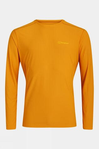 Berghaus Mens 24/7 Tech Long Sleeve Crew Sunflower