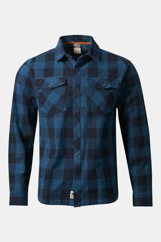 Rab Mens Boundary Shirt Indigo Denim / Ink
