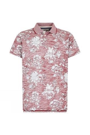 Mens Pascoe Printed Polo