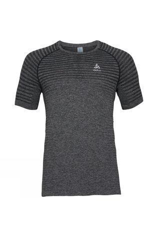 Odlo Mens Seamless Element T-Shirt Grey Melange