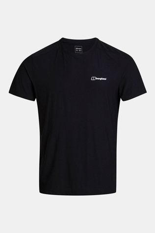 Berghaus Mens 24/7 Tech Tee Base Layer Black/Black