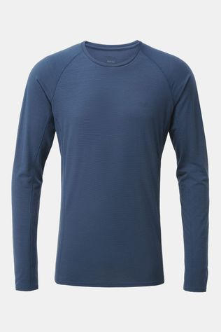 Rab Mens Forge Long Sleeved Crew Ink