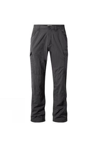 Craghoppers Mens NosiLife Cargo Trousers Black Pepper