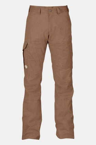 Fjallraven Mens Karl Pro Trousers Dark Sand