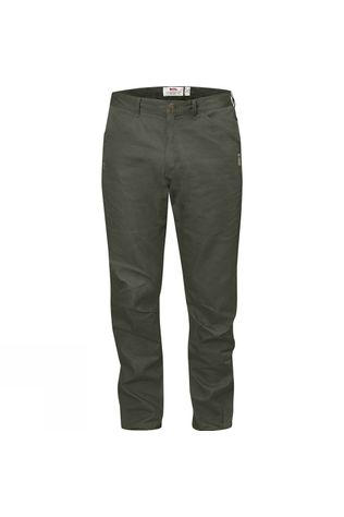 Fjallraven Mens High Coast Trousers Mountain Grey