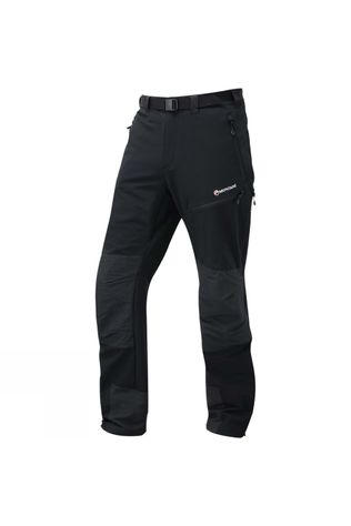 Montane Mens Terra Mission Pants Black