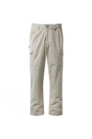 Craghoppers Mens NosiLife Cargo II Trousers Desert Sand