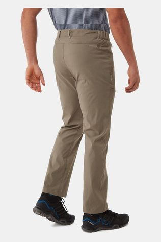 Craghoppers Mens Kiwi Pro II Trousers Pebble