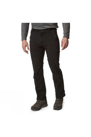 Craghoppers Mens NosiLife Pro II Trousers Black