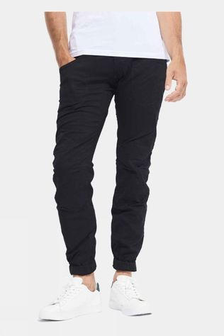 Looking for Wild Mens Fitz Roy Pants Pirate Black