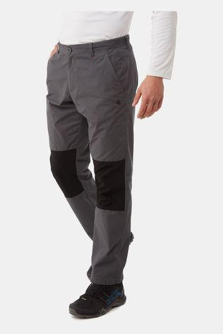 Craghoppers Mens Verve Trousers Elephant/Black