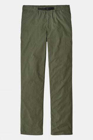 Patagonia Mens Organic Cotton Lightweight GI Pants Industrial Green