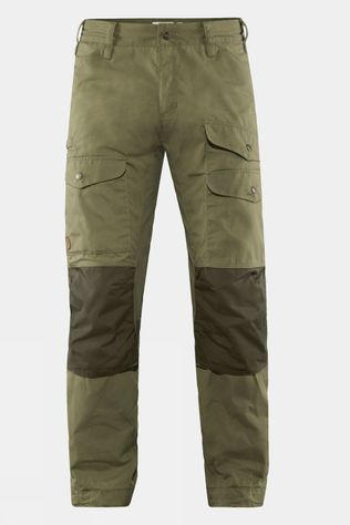 Fjallraven Men's Vidda Pro Ventilated Trousers Laurel Green-Deep Forest