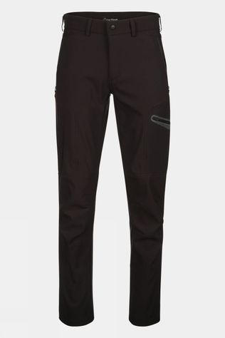 Our Planet Mens Cenote Softshell Trousers Black