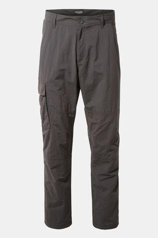 Craghoppers Mens NosiLife Branco Trouser Black Pepper