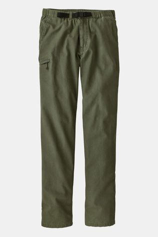 Patagonia Men's Organic Cotton Gi Pants Industrial Green