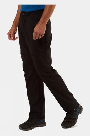 Craghoppers Mens Kiwi Pro Winter Lined Trousers Black