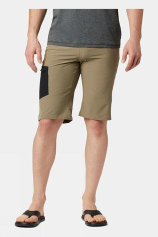 Columbia Mens Triple Canyon Shorts Sage, Black