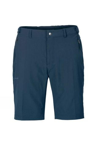Vaude Mens Farley Stretch Bermuda Shorts Baltic Sea
