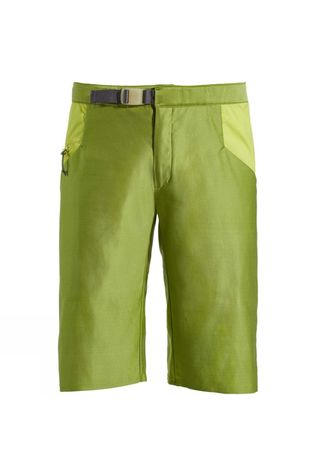 Vaude Men's Green Core Tech Shorts Mossy Green