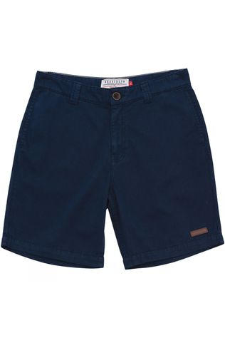 Brakeburn Mens Chino Shorts Navy