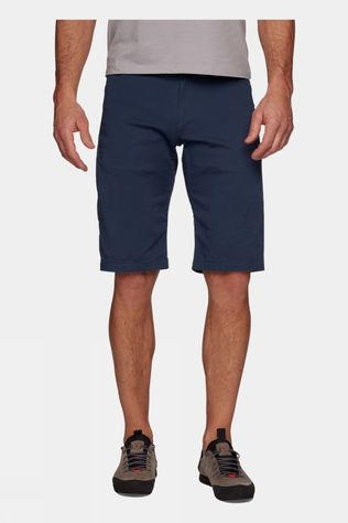 Black Diamond Mens Credo Shorts Ink Blue