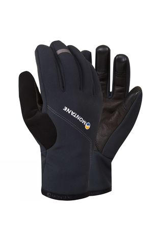 Montane Windjammer Glove Black/Mercury