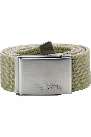 Fjallraven Mens Canvas Belt Light Khaki
