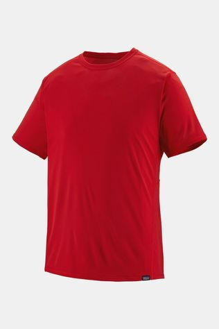 Patagonia Mens Capilene Cool Lightweight T-Shirt Fire