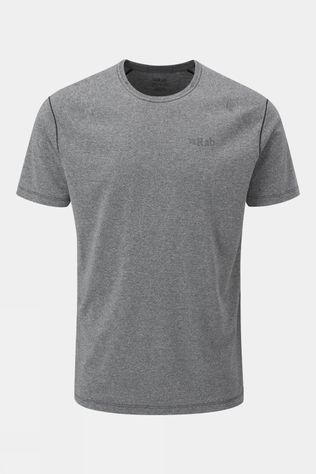 Rab Mens Mantle Tee Beluga Marl