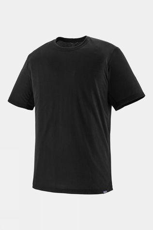 Patagonia Mens Capilene Cool Trail Tee Black