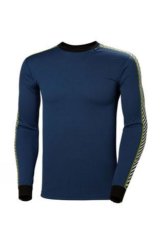 Helly Hansen Mens Stripe Crew North Sea Blue