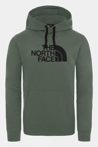 The North Face Mens Surgent Halfdome Pro Hoodie New Taupe Green Heather