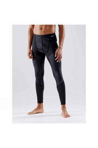 Craft Mens Active Extreme X Wind Pants Black/Granite