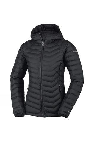 Columbia Womens Powder Lite Hooded Jacket Black