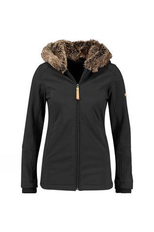 Ayacucho Womens Husky Jacket Black