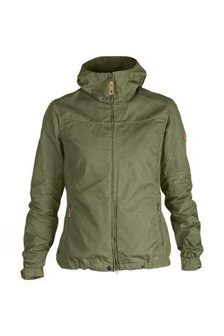 Fjallraven Womens Stina Jacket Green