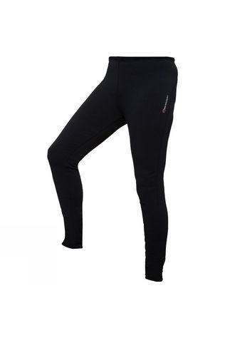 Montane Womens Power Up Pro Pants Black/Siberian Green