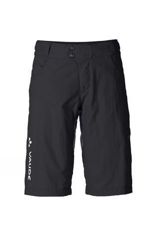 Vaude Womens Brand Shorts Black