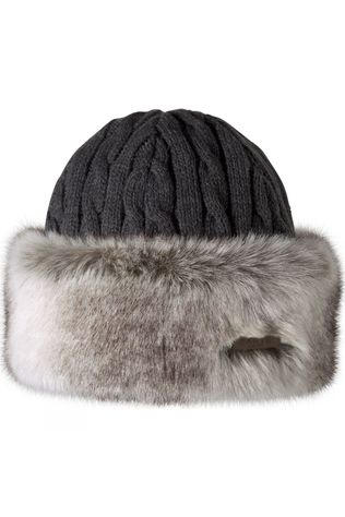 Barts Womens Fur Cable Bandhat Rabbit