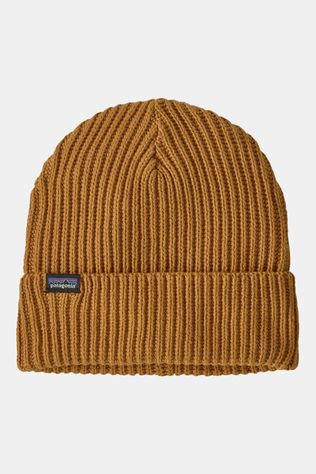 Patagonia Mens Fisherman's Rolled Beanie Buckwheat Gold