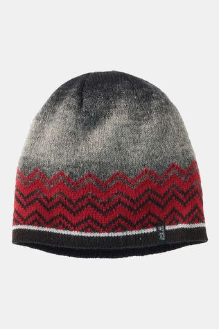 Jack Wolfskin Mens Nordic Shadow Cap Dark Laquer Red