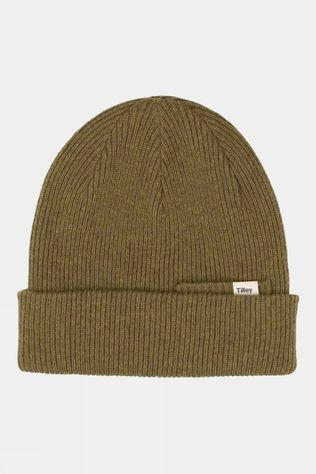 Tilley Merino Beanie Trail Green